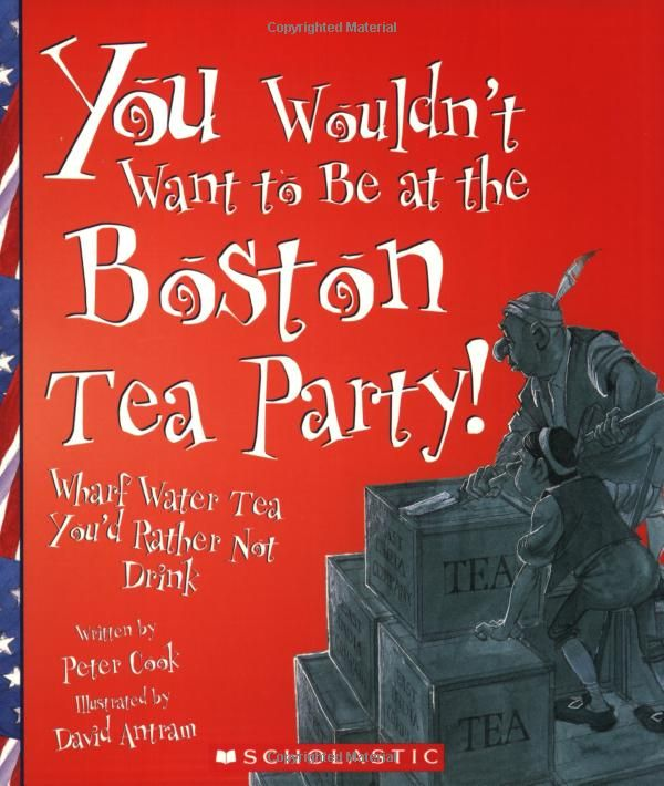 An analysis of the american revolution and the boston tea party
