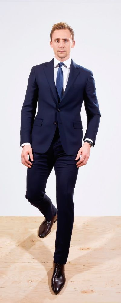 Suit Porn Sunday. Tom Hiddleston, photographed by Daniel Stier for The Observer Magazine. (Full size image: https://www.facebook.com/maryxglz/photos/pcb.716631525172202/716631498505538/?type=3&theater ) #SuitPornSunday