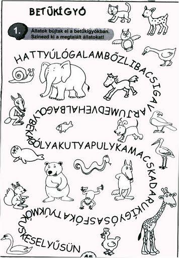 betűkígyó