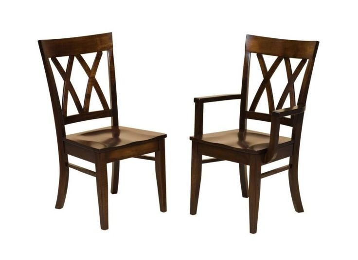 Amish Handcrafted Herrington Dining Chair