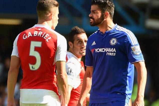Diego Costa and Gabriel Paulista faces FA axeEchoing latest football gist