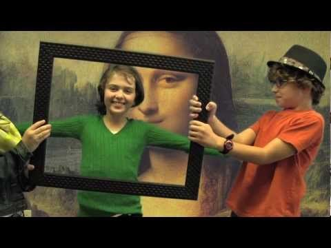 """What is a """"portrait""""?     • Watch this video with your students.     • Art Vocabulary - Help students to recognize the word """"portrait"""" and to understand its definition.  A """"portrait"""" is a picture of a person.     • Composition -   Assist students in becoming visually aware of the specific way a portrait is framed. In a portrait, a person is typi..."""
