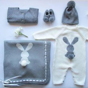 Post by maria_carapim on Instagram | Vibbi [] # # #Overalls, # #Romper, # #Yarns, # #Bunnies, # #Workshop