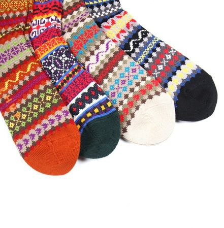 Knitting Pattern For Ski Socks : 38 best images about fair isle patterns on Pinterest
