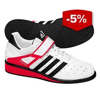 Adidas Power Perfect är populärast bland utövare som skaffar sina första…