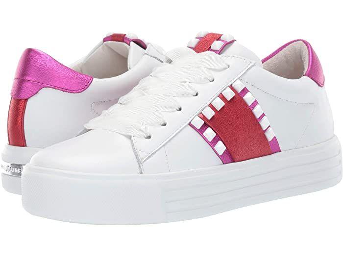 Kennel \u0026 Schmenger Up Two-Tone Sneaker