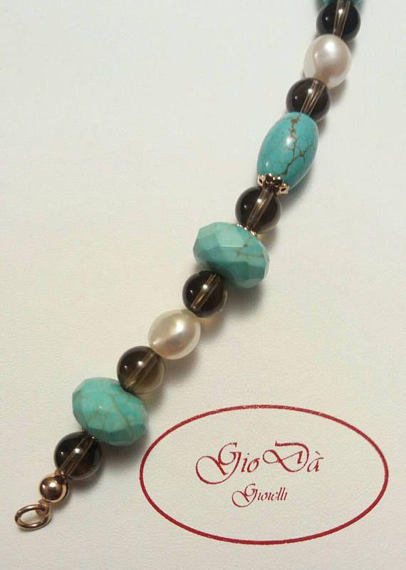 Guarda questo articolo nel mio negozio Etsy https://www.etsy.com/it/listing/529684325/bracciale-realizzato-in-argento-perle-di