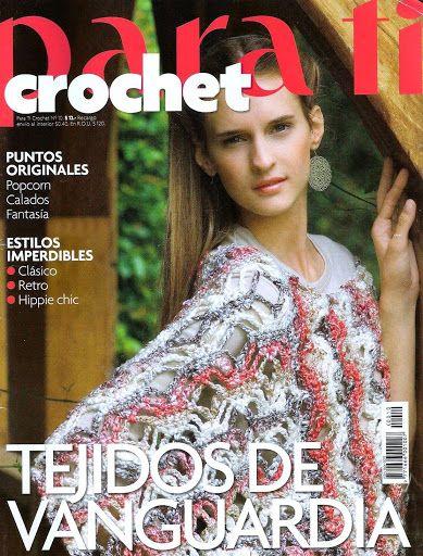 Para Tí Crochet Nº 10 - Melina Crochet - Picasa-verkkoalbumit