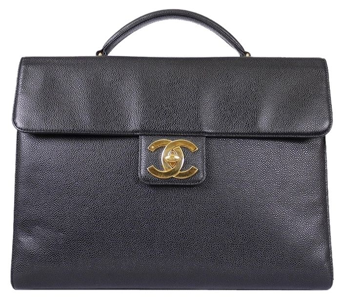 Chanel Caviar Laptop Computer Case Laptop Bag. Carry your laptop in style! The Chanel Caviar Laptop Computer Case Laptop Bag is a top 10 member favorite on Tradesy. Save on yours before they're sold out!