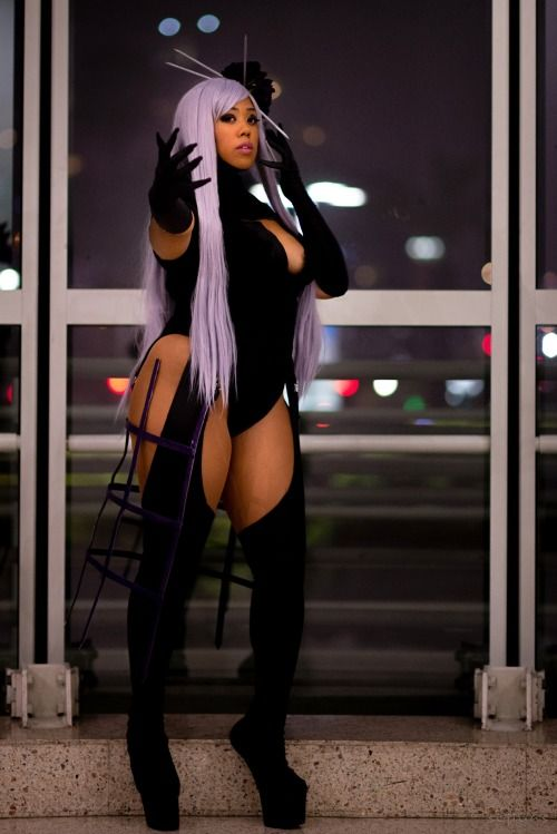 Anime Characters To Cosplay : Images about black female anime cosplay characters on