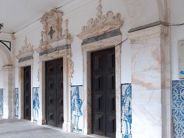 Universidade de Évora [© projecto / project IAPC] #Azulejo #AzulejoDoMês #AzulejoOfTheMonth #Évor
