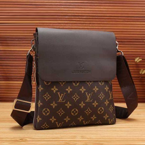 8019668682 SS-19 Louis Vuitton Men Leather Office Satchel Shoulder Bag in 2019 ...