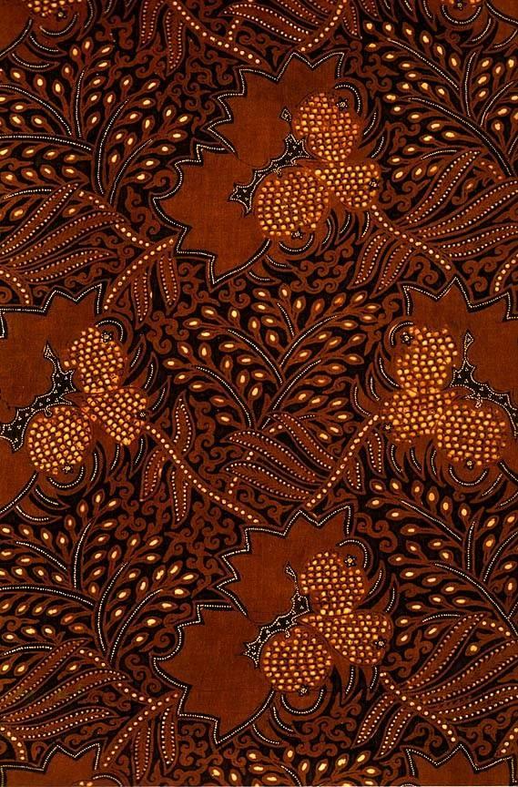 Indonesian batik - PRAMUGARI, Yogyakarta