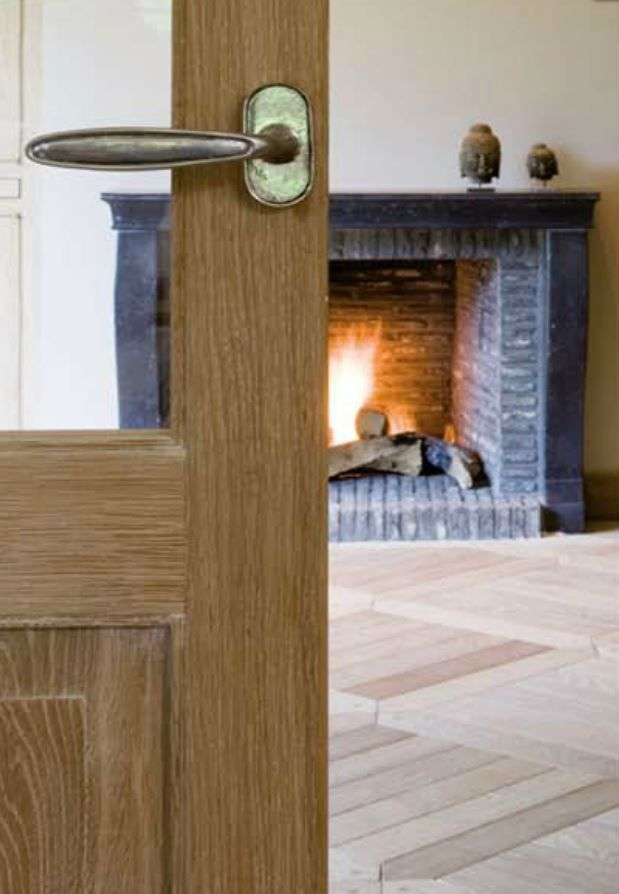 Romantiek in huis met de ovale deurklinken van giara for Huis interieur tips