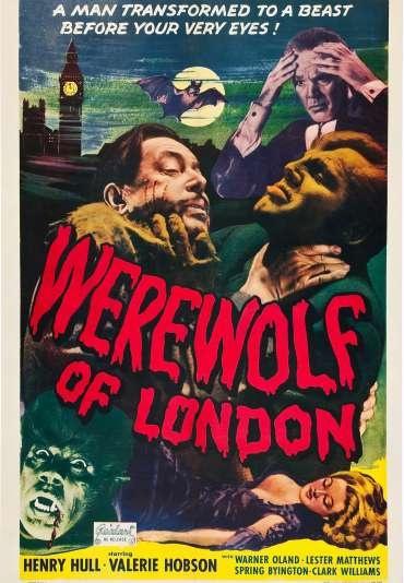 Wilkołak z Londynu (1935)