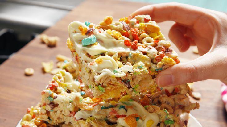Cereal Killer Bars slay regular crispy treats - it's the no-bake dessert NO ONE can resist.