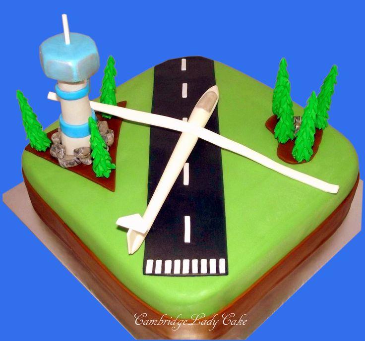 Glider cake