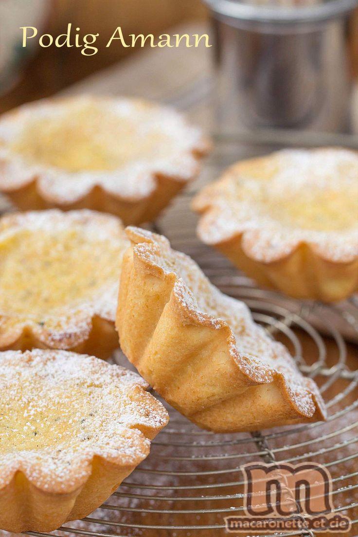On retourne en région pour une spécialité oubliée et perdue : le Podig Amann. Certes je n'ai pas fait toutes les boulangeries de Bretagne,...