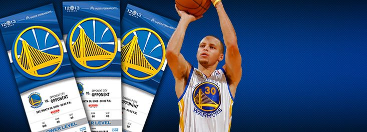 Tickets Central | THE OFFICIAL SITE OF THE GOLDEN STATE WARRIORS