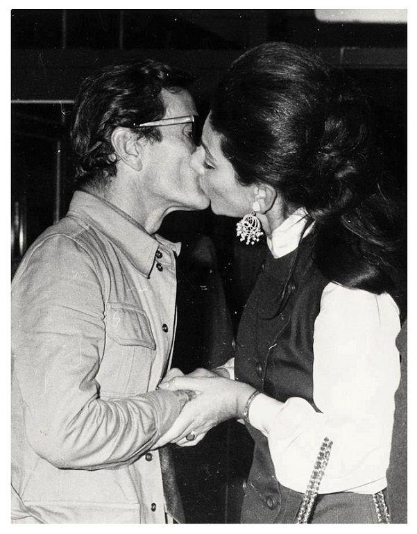 Pier Paolo Pasolini Y Maria Callas