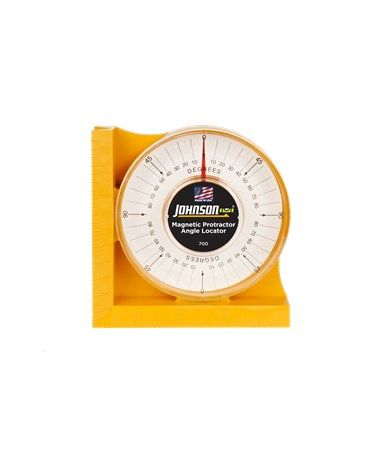 99890b8024c The Johnson Level Magnetic Angle Locator is extremely easy to use. Just  place the Angle Locator onto any surface and find the angle.