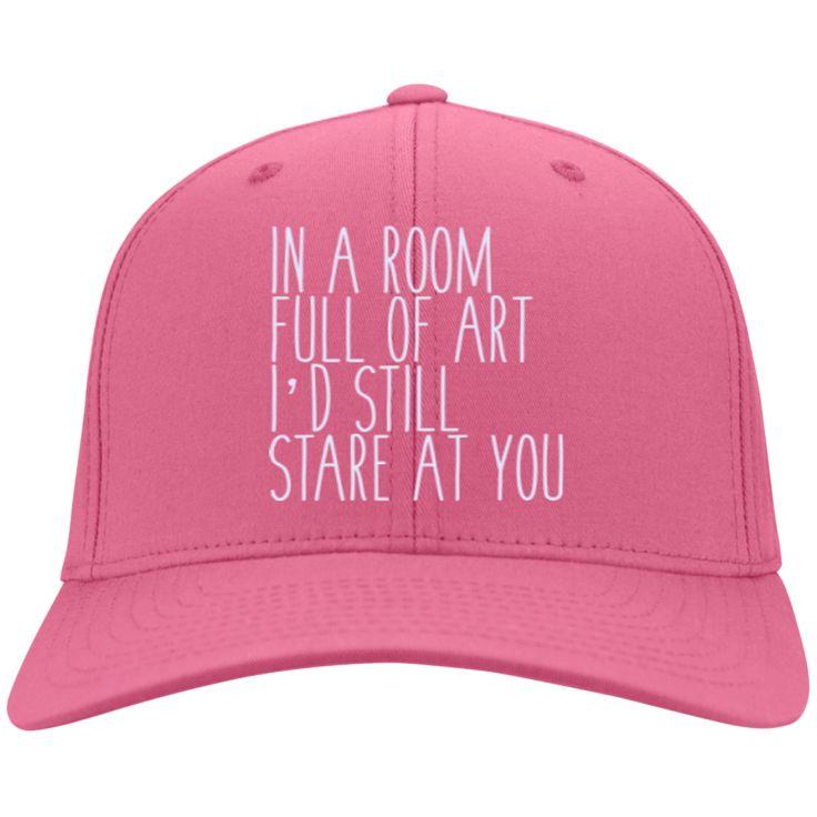 Room Full of Art Cap