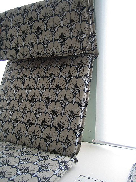 ikea pello slip cover picture by picture crafts diy. Black Bedroom Furniture Sets. Home Design Ideas