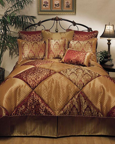 Sherry Kline Chateau Royale Comforter Set - Overstock Shopping - Great  Deals on Sherry Kline Comforter Sets