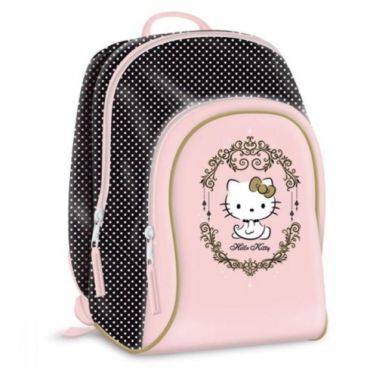 Hello Kitty Rucksack, Lizenzartikel aus Großhandel und Import
