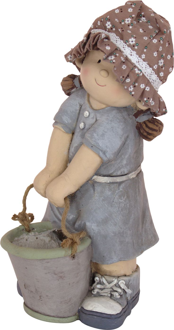 Pam the Indiana Girl Statue