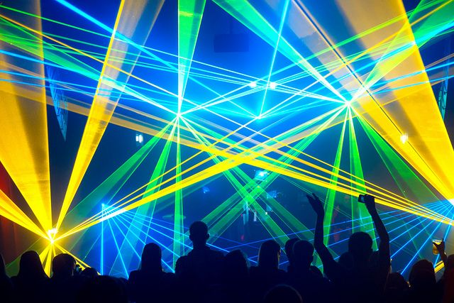 these lasers will move and create the mood of party and fun. lazers - Google Search