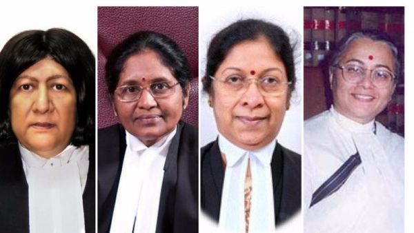 With the appointment of Justice Indira Banerjee as the Chief justice of the Madras High Court on Wednesday, four high courts in India are now headed by women.