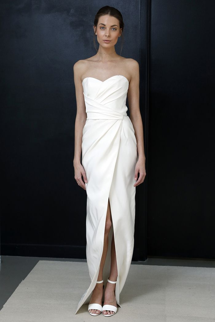 2016 J.Mendel Dresses Gallery