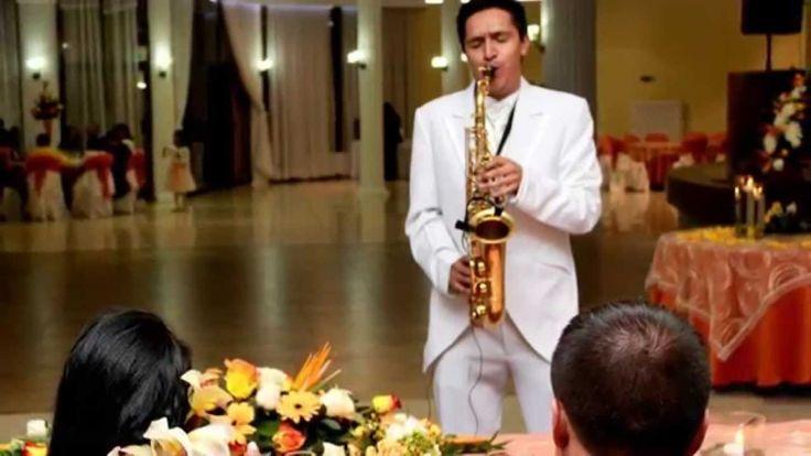 Somos Novios (It's Impossible) in Saxophone SAXOFONISTA EN BOGOTA #saxofonistaparamatrimonios #love #saxophone #bolero #manzanero #Bogota