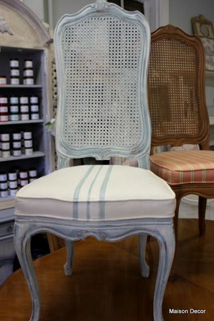 Painting Upholstery With Chalk Paint 174 By Maison Decor
