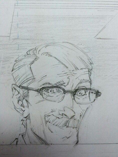Commissioner gordon greg capullo pencils batman issue 41