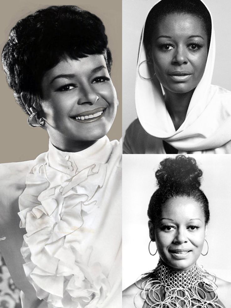 Gail Fisher (1935-2000) was one of the first African American women to play substantive roles in American television. She's best remembered for playing secretary 'Peggy Fair' on the detective series Mannix (1967-75, CBS).