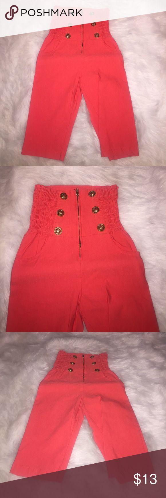 ✨black frieday sales✨Cute rockabilly pants Very good condition sidecca Pants Capris