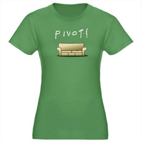 "Ross from Friends ""Pivot!"""