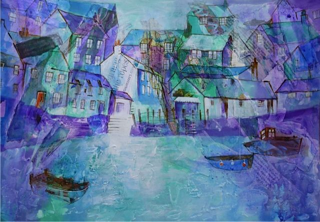 Cicelie Fry - Polperro returned - £390