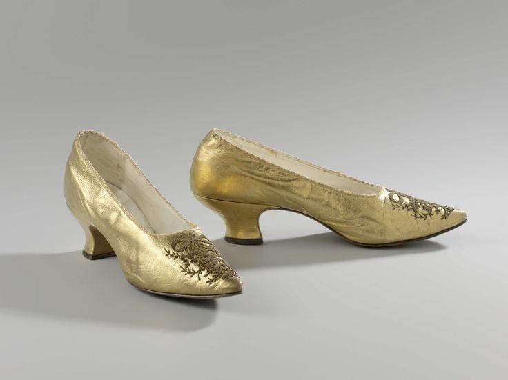 80 Best 1900s Shoes Images On Pinterest Vintage Shoes
