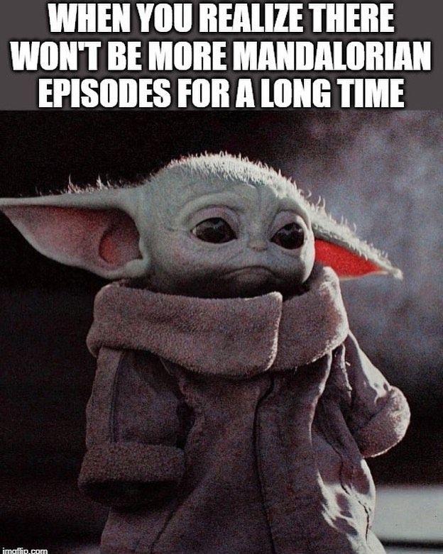 9 174 Likes 67 Comments No Spoilers Canonstarwars On Instagram Next Season Is Fall 2020 Starwars Dart Yoda Funny Star Wars Humor Star Wars Memes