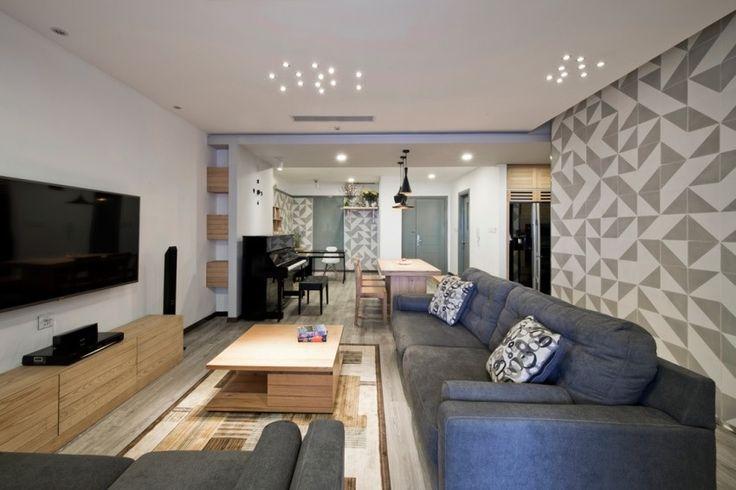 Small, Elegant Apartment in Hanoi By Le Studio