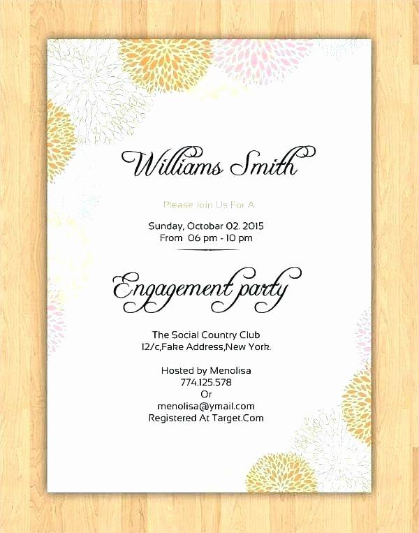 Wedding Invitation Kits Target Unique Engagement Invitation Card Template In 2020 Engagement Invitations Wedding Invitation Kits Engagement Party Invitation Wording