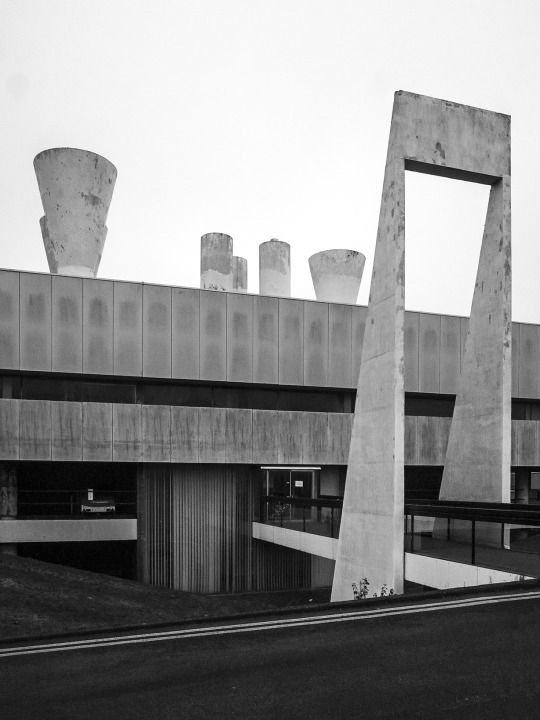 Engineering Research Station (ERS) 4, Killingworth, Ryder and Yates, 1967