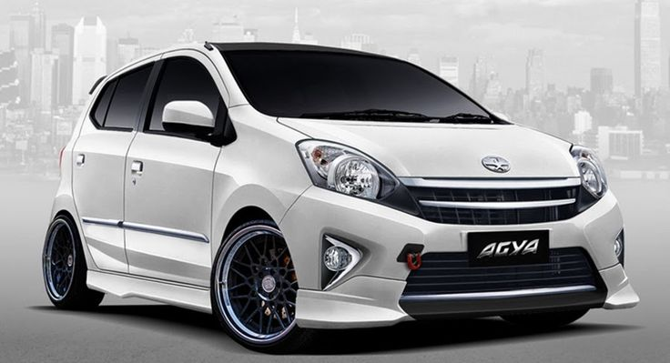 Foto foto Toyota Agya Modification | Toyota Agya