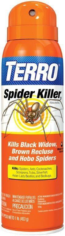 TERRO®+Spider+Killer+Spray