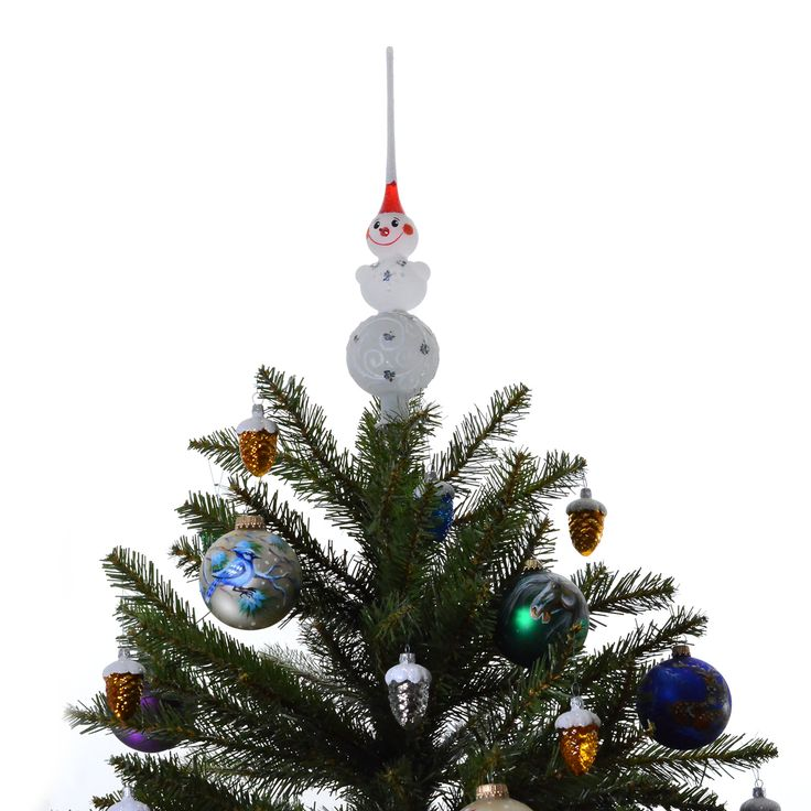 Best images about hand painted glass christmas tree