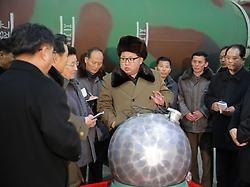 """""""Eine andere Form des Atomangriffs"""": Nordkorea testet neuen Raketenantrieb"""