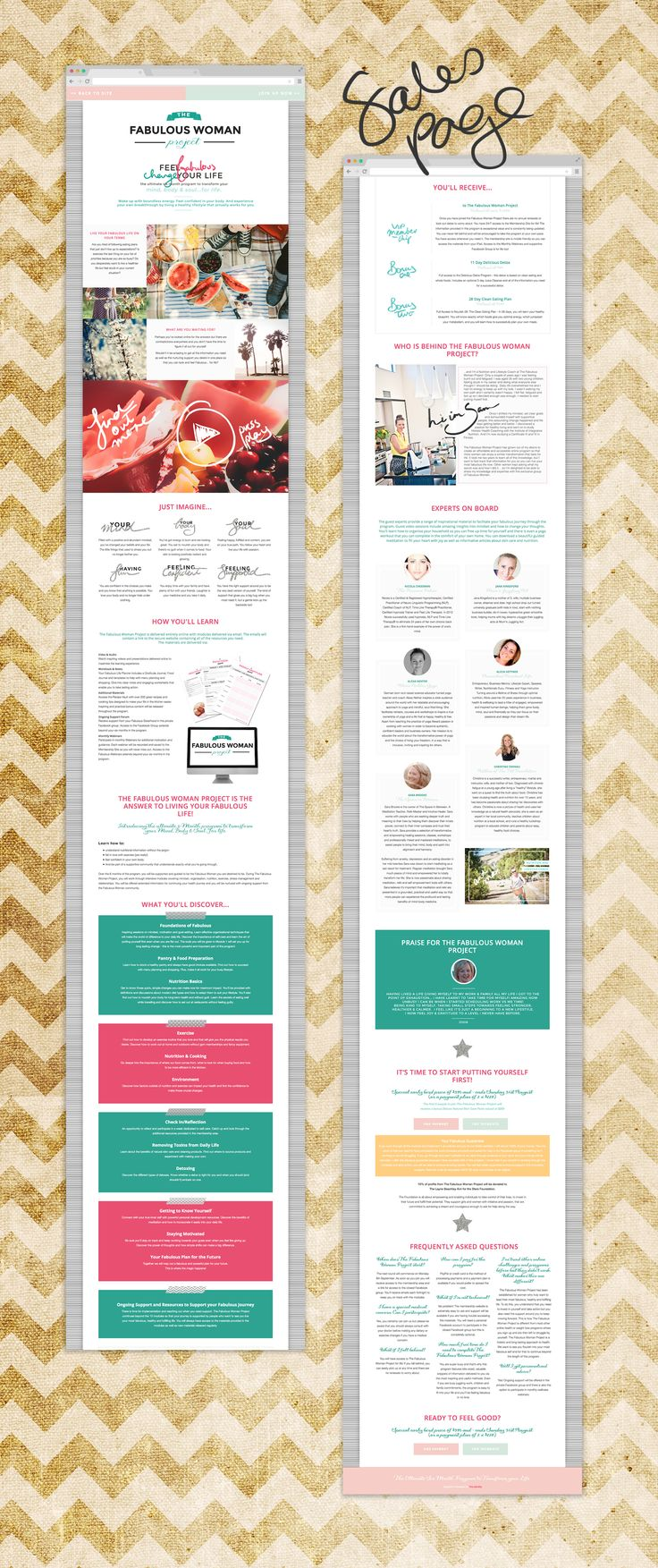 85 best inspiration sales pages images on pinterest design love everything page designdesign development fandeluxe Image collections